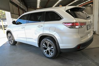 2016 Toyota Kluger GSU50R GXL 2WD White 6 Speed Sports Automatic Wagon