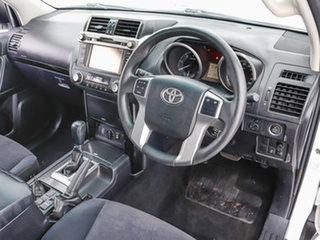2016 Toyota Landcruiser Prado GDJ150R MY16 GX (4x4) White 6 Speed Automatic Wagon