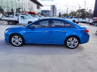 2014 Holden Cruze JH Series II MY14 SRi Z Series Blue 6 Speed Manual Sedan
