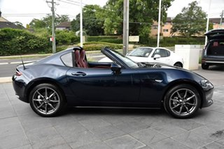 2020 Mazda MX-5 ND GT RF SKYACTIV-MT Blue 6 Speed Manual Targa