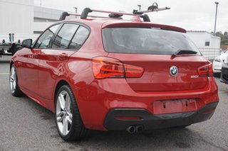 2016 BMW 1 Series F20 LCI 120i Steptronic Sport Line Red 8 Speed Sports Automatic Hatchback