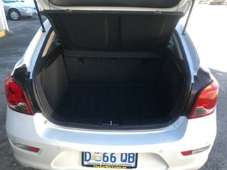 2014 Holden Cruze JH Series II MY14 Equipe Heron White 5 Speed Manual Hatchback