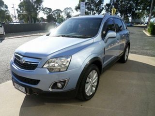 2015 Holden Captiva CG MY15 5 LT (FWD) Blue 6 Speed Automatic Wagon.