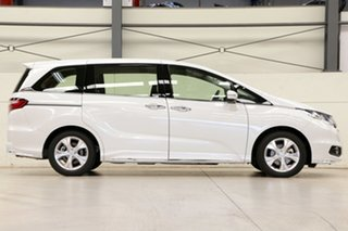 2020 Honda Odyssey RC MY20 VTi Platinum White 7 Speed Constant Variable Wagon