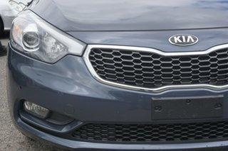 2015 Kia Cerato YD MY16 S Grey 6 Speed Sports Automatic Hatchback