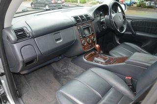 2003 Mercedes-Benz ML500 W163 Luxury (4x4) Silver 5 Speed Auto Tipshift Wagon