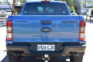 2020 Ford Ranger PX MkIII 2020.75MY Raptor Performance Blue 10 Speed Sports Automatic
