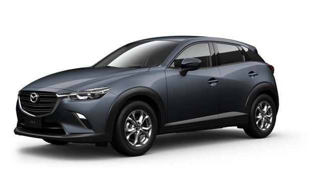 New Mazda CX-3 DK2W7A Maxx SKYACTIV-Drive FWD Sport Toowoomba, 2021 Mazda CX-3 DK2W7A Maxx SKYACTIV-Drive FWD Sport 6 Speed Sports Automatic Wagon