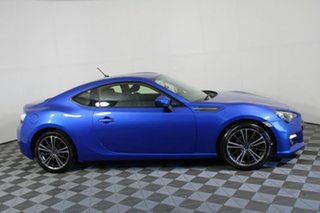 2014 Subaru BRZ Z1 MY14 Blue 6 Speed Sports Automatic Coupe.