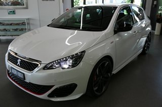 2017 Peugeot 308 T9 MY18 GTI 270 White 6 Speed Manual Hatchback