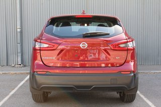 2019 Nissan Qashqai J11 MY18 ST Red Continuous Variable Wagon