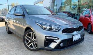 2020 Kia Cerato BD MY20 Sport Steel Grey 6 Speed Sports Automatic Sedan.