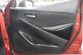 2014 Mazda 2 DJ2HAA Genki Red 6 Speed Sports Automatic Hatchback