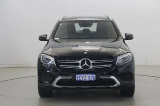 2016 Mercedes-Benz GLC-Class C253 GLC220 d Coupe 9G-Tronic 4MATIC Black 9 Speed Sports Automatic.