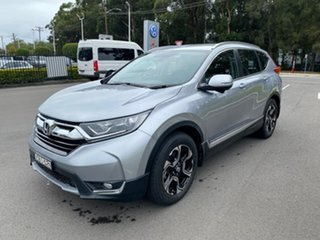 2019 Honda CR-V RW MY19 VTi-S FWD Grey 1 Speed Constant Variable Wagon.