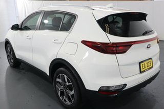 2018 Kia Sportage QL MY19 Si 2WD Premium White 6 Speed Sports Automatic Wagon