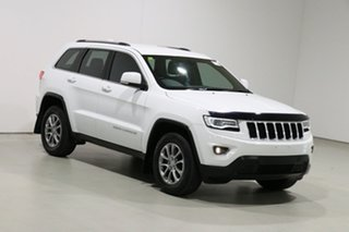 2016 Jeep Grand Cherokee WK MY15 Laredo (4x4) White 8 Speed Automatic Wagon