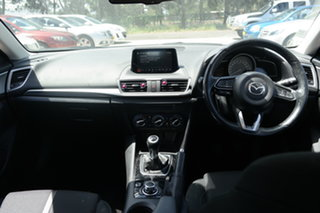 2016 Mazda 3 BM5476 Maxx SKYACTIV-MT White 6 Speed Manual Hatchback