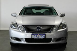 2010 Lexus GS GWS191R MY10 GS450h Silver 1 Speed Constant Variable Sedan Hybrid.