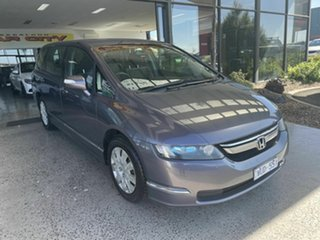 2007 Honda Odyssey 20 MY06 Upgrade Grey 5 Speed Sequential Auto Wagon.