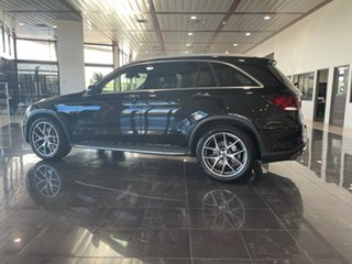 2020 Mercedes-Benz GLC-Class X253 800+050MY GLC300 9G-Tronic 4MATIC Black 9 Speed Sports Automatic