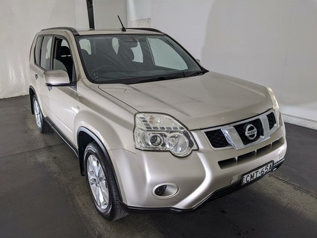 Used Nissan X-Trail T31 Series IV ST 2WD Maryville, 2011 Nissan X-Trail T31 Series IV ST 2WD Gold 1 Speed Constant Variable Wagon