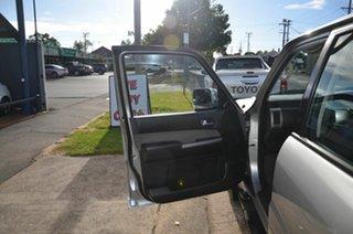 2004 Nissan Patrol GU IV ST (4x4) Silver 5 Speed Manual Wagon