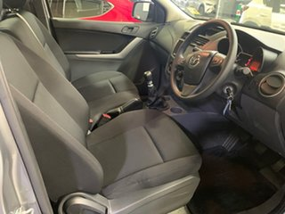 2020 Mazda BT-50 UR0YE1 XT 4x2 Aluminium 6 Speed Manual Cab Chassis