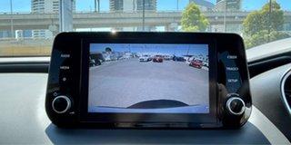 2020 Hyundai Santa Fe Tm.v3 MY21 Active CRDi (AWD) White Cream 8 Speed Auto Dual Clutch Wagon