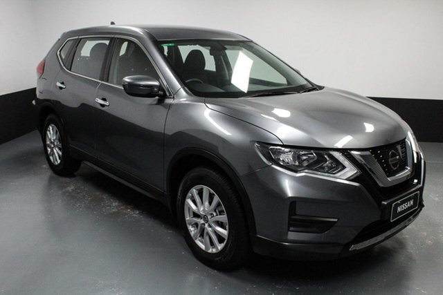 Used Nissan X-Trail T32 Series II ST X-tronic 2WD Hamilton, 2019 Nissan X-Trail T32 Series II ST X-tronic 2WD Grey 7 Speed Constant Variable Wagon