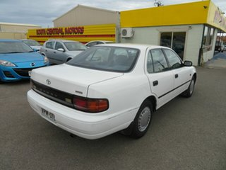 1994 Toyota Camry White 4 Speed Automatic Sedan