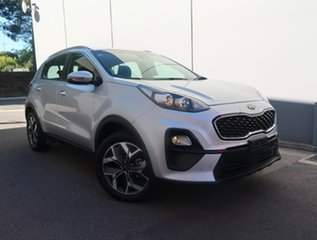 2019 Kia Sportage QL MY20 SX 2WD Silver 6 Speed Sports Automatic Wagon.