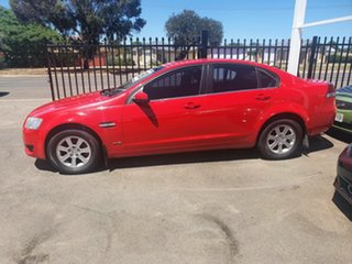 2011 Holden Commodore VE II MY12 Omega Red 6 Speed Sports Automatic Sedan.