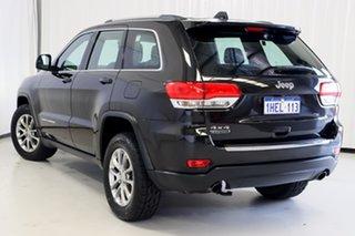 2015 Jeep Grand Cherokee WK MY15 Laredo Black 8 Speed Sports Automatic Wagon.