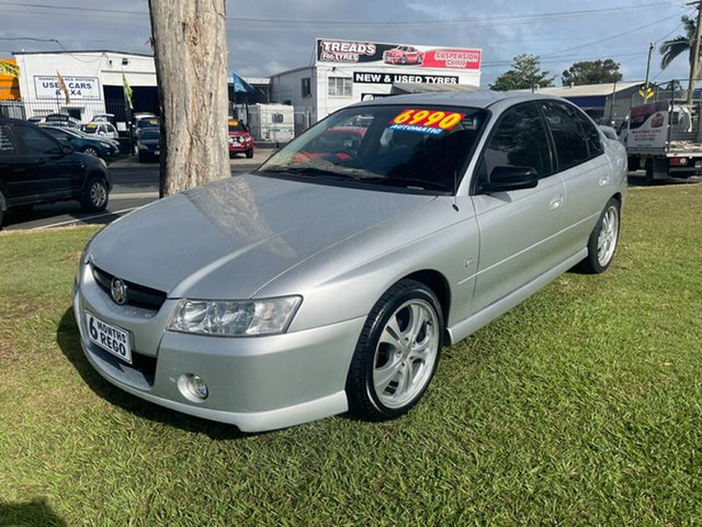 Used Holden Commodore VZ MY06 Executive Clontarf, 2006 Holden Commodore VZ MY06 Executive Silver 4 Speed Automatic Sedan