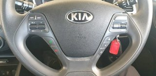 2016 Kia Cerato YD MY17 S Metal Stream 6 Speed Sports Automatic Sedan