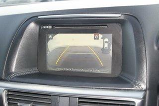 2015 Mazda CX-5 KE1032 Grand Touring SKYACTIV-Drive AWD Grey 6 Speed Sports Automatic Wagon
