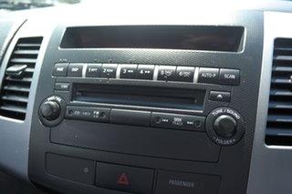 2011 Mitsubishi Outlander ZH MY11 LS Ironbark 5 Speed Manual Wagon