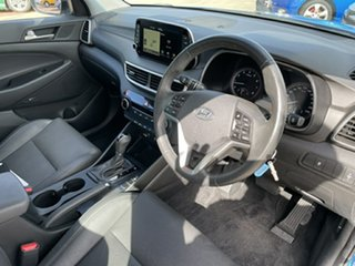 2019 Hyundai Tucson TL3 MY19 Active X (FWD) Blue 6 Speed Automatic Wagon