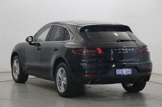 2014 Porsche Macan 95B MY15 S PDK AWD Black 7 Speed Sports Automatic Dual Clutch Wagon
