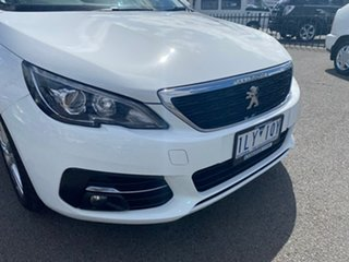 2017 Peugeot 308 T9 Active White Sports Automatic Hatchback