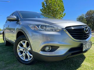 2014 Mazda CX-9 TB10A5 Classic Activematic Aluminium 6 Speed Sports Automatic Wagon.