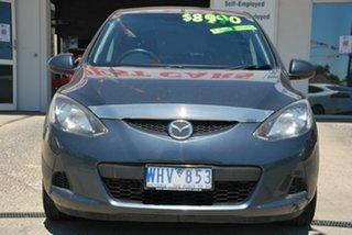 2008 Mazda 2 DE Neo Grey 4 Speed Automatic Hatchback