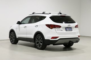 2018 Hyundai Santa Fe DM5 MY18 Active X White 6 Speed Automatic Wagon