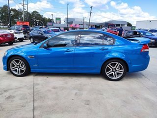 2012 Holden Commodore VE II MY12 SV6 Blue 6 Speed Sports Automatic Sedan