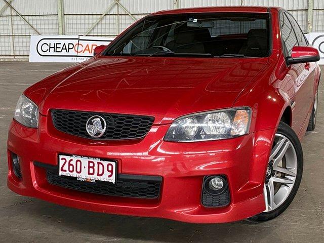 Used Holden Commodore VE II MY12 SV6 Rocklea, 2011 Holden Commodore VE II MY12 SV6 Red 6 Speed Sports Automatic Sedan
