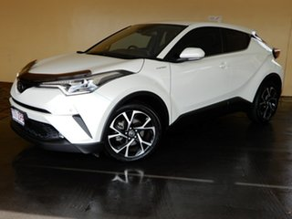 2017 Toyota C-HR NGX50R Koba (AWD) White Continuous Variable Wagon
