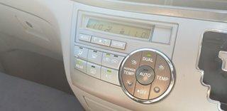 2006 Toyota Tarago ACR50R GLi Silver 4 Speed Automatic Wagon