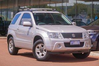 2012 Suzuki Grand Vitara JB MY09 Silver 4 Speed Automatic Hardtop.