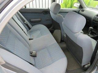 1996 Toyota Corolla AE102R Conquest Silver 4 Speed Automatic Sedan